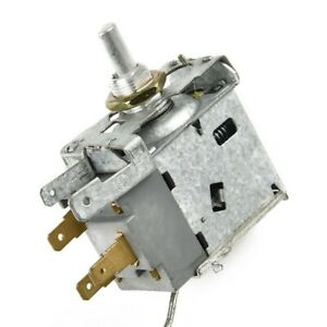 Universal Nevera Congelador Termostato WDF18 Control de Temperatura 3 Clavija