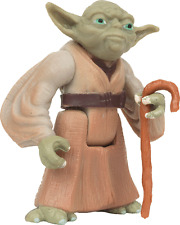 1996 Star Wars Yoda Jedi With Trainer Backpack and Gimmer Stick Kenner