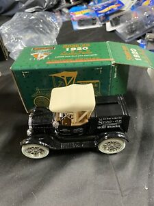 Snap-On Tools 75th Anniversary ERTL 1920 Ford Runabout Die-Cast Metal Coin Bank