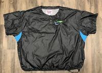 VTG Tampa Bay Devil Rays Diamond Starter Batting Practice Shirt MLB Mens 5XL 90s