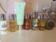Molton Brown Bundle Gift Set Body Wash, Shampoo, Body Lotion Hand Cream, Soap