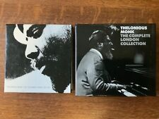 T.Monk-Columb Years-3cds&London Coll-3cds-6cds Monk-allGood cond.-cool!
