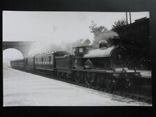 Steam Locomotive No.1958 ( Pear Tree & N, Down) RP Photocard