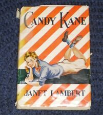 CANDY KANE By JANET LAMBERT EP Dutton & Co 1945 6th printing