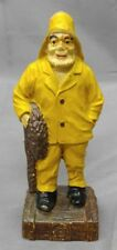 Old vintage Syroco Wood sea captain fisherman sailor figure figurine