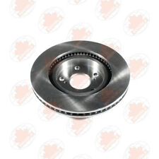 Disc Brake Rotor Front Inroble International BR31434