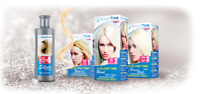 Blond Time Hair Bleaching Product Lightening Kit No Ammonia Professional SHADES