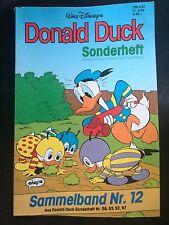 DONALD DUCK SONDERHEFT SAMMELBAND Nr.12  Sonderhefte Nr. 58-63-92-97