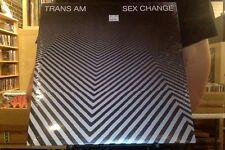 Trans Am Sex Change LP sealed limited colored vinyl