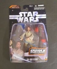 Obi-Wan Kenobi 2006 STAR WARS The Saga Collection MOC Heroes Villains 8 of 12