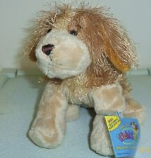 Cocker Spaniel  Dog full size 8in Webkinz new with sealed unused code HM011