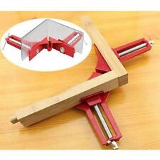 Woodworking 90° Degree Right Angle Picture Frame Corner Clamp Clip Holder Tool Q