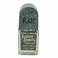 Wet n Wild Fantasy Makers 'RIP Nail Polish,' Black Magic - 3 pack!
