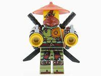 LEGO® Ninjago Ronin Ninja Minifig Ghost Shadow From Set 70735
