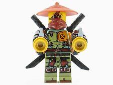 LEGO® Ninjago Ronin Ninja Minifig Ghost Shadow 70735