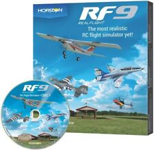 RealFlight 9 RF9 RC Airplane Helicopter Flight Simulator Software Only RFL1101
