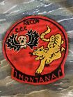 Theater Made Vietnam Special Forces MACV SOG CCC Airborne RT MONTANA Patch