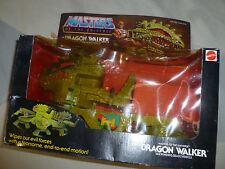 NEW HE-MAN MASTERS OF THE UNIVERSE DRAGON WALKER SIDE WINDING BEAST MATTEL 1983