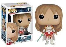 Funko Pop Anime Sword Art Online Yuuki Asuna Knights Of Blood Vinyl Figure #81