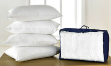 Hypo-allergenic 100% EGYPTIAN COTTON Cover Pillow 5* Hotel Quality Luxury Pillow