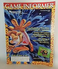 Game Informer Magazine March/April 1993, Bubsy the Bobcat, Rare! Excellent Cond!