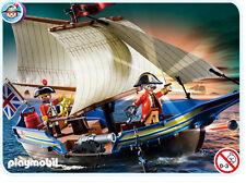 PLAYMOBIL Piraten 5140 Rotrock-kanonensegler #2414