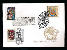 Christkindl-Kombi 1996 mit St.Nikola Pram und Donau  (CH13)