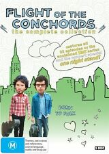 Flight of the Conchords: The Complete Collection (NP) NEW R4 DVD