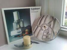 Cuisinart Dlc-103Tx Slicing Disc, blade for Dlc-5 & instructions recipes manual
