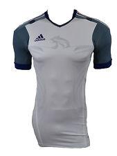 Adidas Techfit Hb FK France Jersey Shirt T-Shirt Size M Training Top