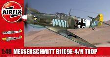 AIRFIX A05122A Messerschmitt Bf109E-4/N trop avion échelle 1/48 chenilles 48 post