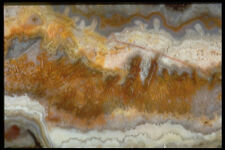 413060 Mexican Agate A4 Photo Texture Print