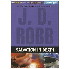In Death: Salvation in Death 27 by J. D. Robb (2012, CD, Unabridged)