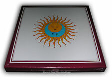 KING CRIMSON LARKS TONGUE DELUXE 40TH 13 CD DVD BLU-RAY BOX 2012 NEW SS OOP