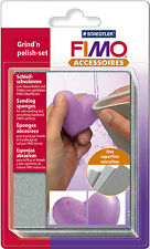 Fimo Accessory Grind N Polish Set Tools For Soft Effect Professional Clay Tumdee