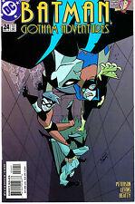 BATMAN:GOTHAM ADVENTURES 24...NM-...2000...Killer Croc...Bargain!