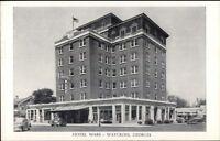 Waycross GA Hotel Ware Postcard