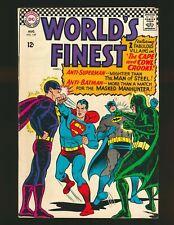 World's Finest Comics # 159 VG/Fine Cond.