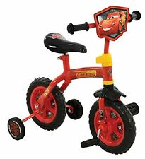 "Cars 3 Bike 2 in 1 10"" Bike - Lightweight Wheels With Puncture Proof Tyre"