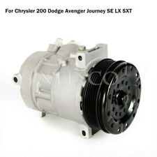 A/C AC Compressor & Clutch CO 11267C 55111410AE for Chrysler 200 Dodge Avenger++