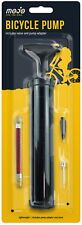 4pc Bicycle Hand Pump With Adapters Cycle Bike Cycling Air Tyre Ball Inflator