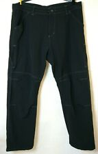 KUHL Mens 40x32 Charcoal Gray Casual Lightweight Hiking Pants