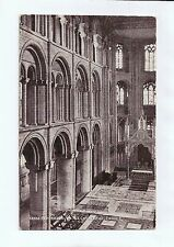 A8392cgt UK Peterborough Cathedral East Choir Photochrom vintage postcard