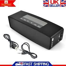 Nuevo Potente inalámbrico Bluetooth portátil de altavoces estéreo fuerte HI-FI USB/TF/AUX UK