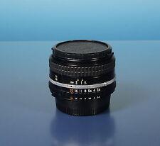 Nikon 28mm/2.8 Series E Objektiv lens objectif für Nikon AI-S - (92081)