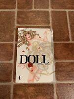 Doll Volume 1 English Manga Hardcover Mitsukazu Mihara Tokyopop FREE SHIPPING