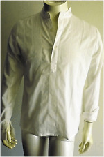 Trendy Beach Shirt_ Cotton,body tight,,white in colour...size L
