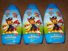 3 Nickelodeon Paw Patrol Pup Pup Berry 2-in-1 Shampoo & Conditioner-10 Fl. Oz.