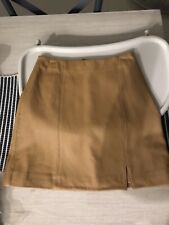 Kookai Leather Cara Skirt - BNWT - Size 36