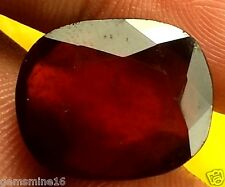 10.48 CT African HESSONITE Natural GIE Certified Unheated &Untreated Nice Gem